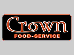 Pizza-Haus & Crown Food-Service Logo